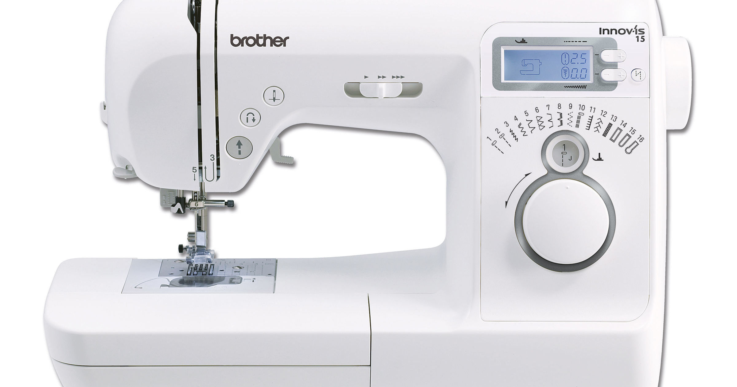Brother Innov Is 15 Sewing Machine