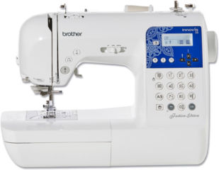 Brother Innov-is 55FE Fashion Edition Sewing Machine
