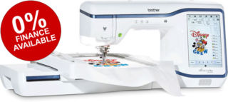 Brother Innov-is Stellaire XE1 Embroidery Machine
