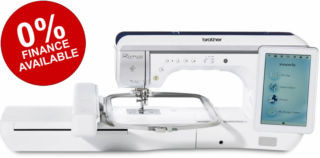 Brother Luminaire innovis XP1 Sewing & Embroidery Machine