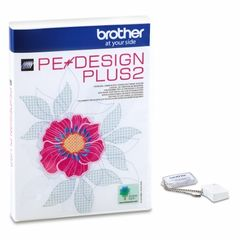 Brother PE Design Plus 2 Embroidery Software