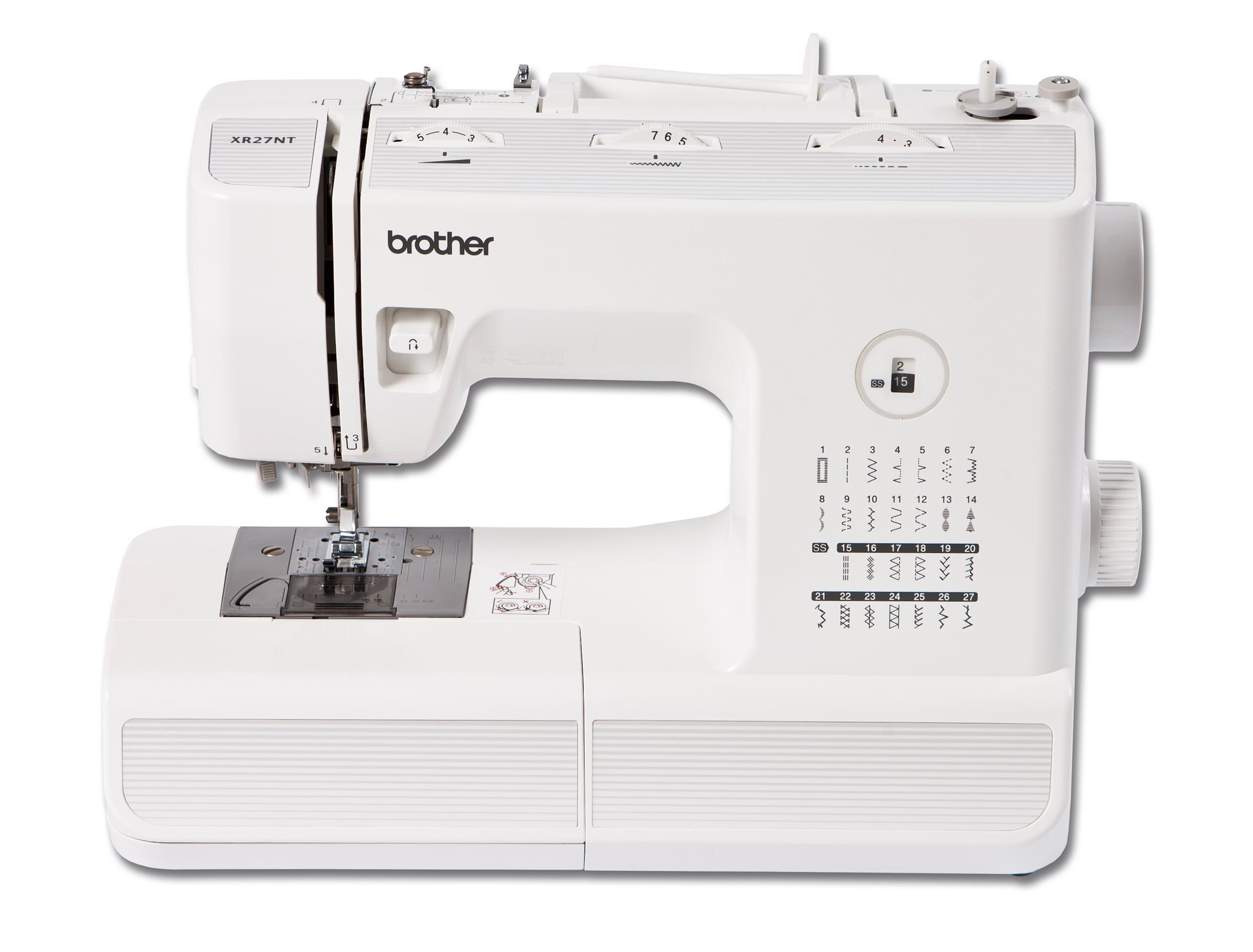 Brother XR27NT Sewing Machine | Hobkirk Sewing Machines Ltd