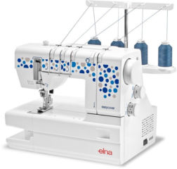 Elna Easycover Coverhem Machine