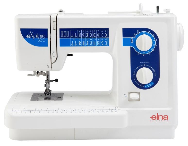 sewing machine parts elna