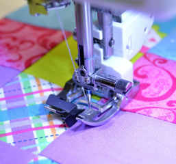 Janome Acufeed Ditch Quilting Foot (Cat D with Acufeed except MC9900)