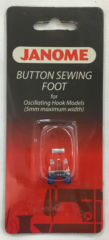 Janome Button Sewing Foot (Cat A)