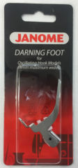 Janome Embroidery/Darning Foot (Cat A)
