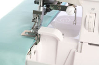 Janome 1200D Gathering Foot (G)