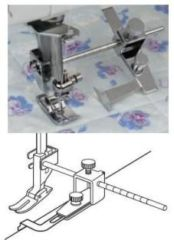 Janome Adjustable Seam Guide for Memory Craft 1600P & 1600PQC