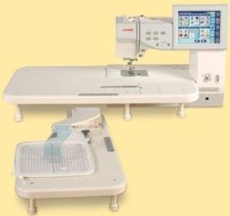 Janome Clothsetter Table for Memory Craft 11000
