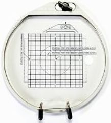 "Janome Spring Loaded Hoop F 5""x4.3"" for Memory Craft 10001, 10000, 9700, 9500, 350E, 300E"