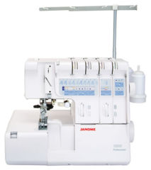Janome 1200D Overlocker/Cover Hem Machine