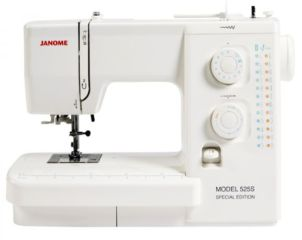 Janome 525s Special Edition Sewing Machine