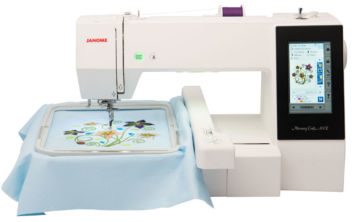 Accessories for Janome Embroidery Machines