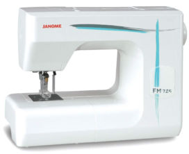 Accessories for Janome Xpression / FM725