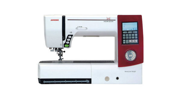 Accessories for the janome memory craft 6600p and horizon for Janome memory craft 6600p