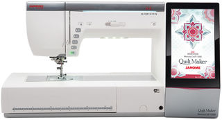 Janome Memory Craft 15000 Quilt Maker Sewing & Embroidery Machine