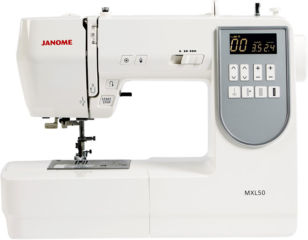 Janome MXL50 Sewing Machine