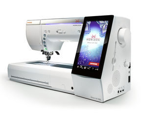 Janome Horizon Memory Craft 15000 v2 Sewing & Embroidery Machine