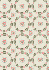 Lewis & Irene Fabric - Daisy Chains