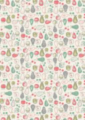 Lewis & Irene Fabric - Fruit (A212)