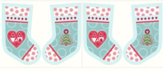 Lewis & Irene - Hygge Christmas Stockings