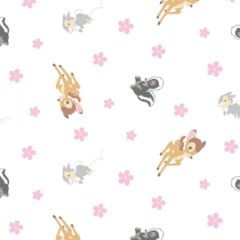 Nutex Fabric - Disney Bambi Fabric