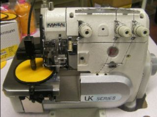 Kansai Special UK1004-ABOE Badge Edging Overlocker (with pin attachment)