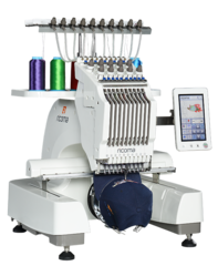 Ricoma EM-1010 portable embroidery machine