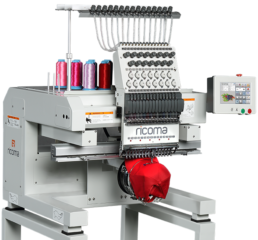 Ricoma MT1501 commercial embroidery machine
