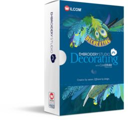 Wilcom Embroidery Studio e4 Decorating Software