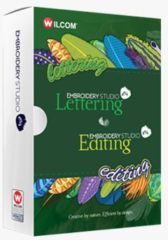 Wilcom Embroidery Studio e4 Lettering Software