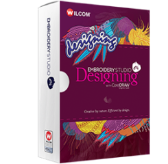Wilcom Embroidery Studio e4 Designing Software