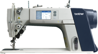 Brother S7300A Direct Drive Lock Stitcher with Electronic Feeding System