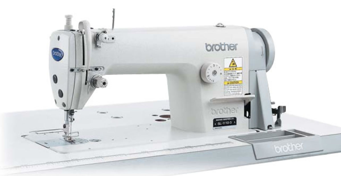 Industrial And Commercial Sewing Machines Stunning Domestic Industrial Sewing Machine