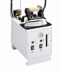 Pratika 4.5l steam boiler with iron