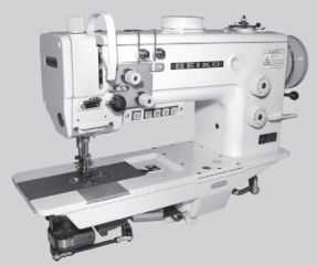 Seiko BEW Series Twin Needle Industrial Walking Foot Sewing Machine