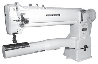 Seiko LCW Series Cylinder Arm Long Arm Industrial Walking Foot Sewing Machine