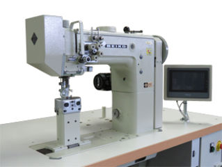 Seiko SAM-40 Post Bed Ornamental Stitching Machine