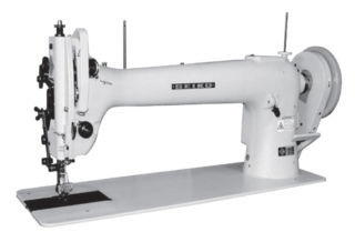 Seiko SK-2B-1-20 Single Needle Extra Heavy 20 inch Long Arm Sewing Machine