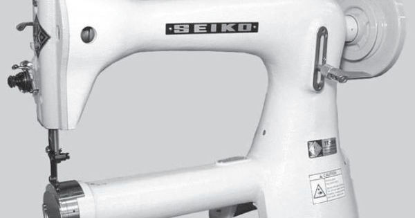 Seiko Te Tf Series Cylinder Arm Industrial Sewing Machine
