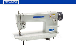 Sewmaq SW-1120H needle feed industrial sewing machine (Large Hook)