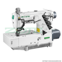 Zoje ZJ2500A-156M-BD (5.6mm) coverseam machine