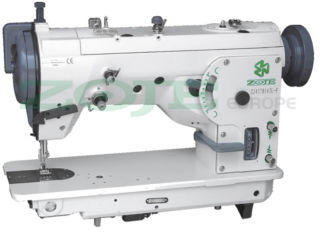 Zoje ZJ457B143M-F Zigzag Industrial Sewing Machine with Cam Set