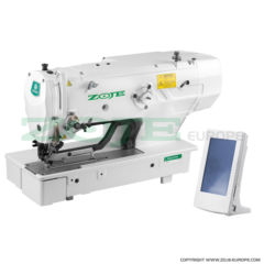 Zoje ZJ5780L (Long  Travel) 120mm Electronic Buttonhole Machine