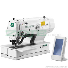 Zoje ZJ5780s Electronic Buttonhole Machine