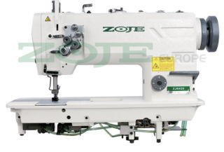 Zoje ZJ8420A 2-needle Lockstitch Industrial Sewing Machine