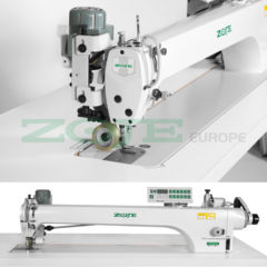 Zoje ZJ9701LAR-D3 long arm (800mm) with rear puller