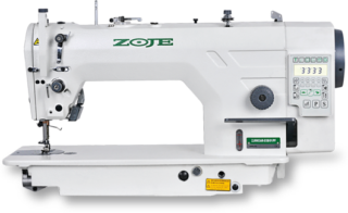 Zoje ZJ9903AR-D3B/PF Needle Feed Industrial Sewing Machine