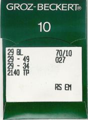 Groz Beckert - LWx6T (29-49) Blindstitch/Blindhem Needle